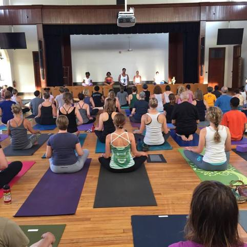 Yoga Vigil for Peace