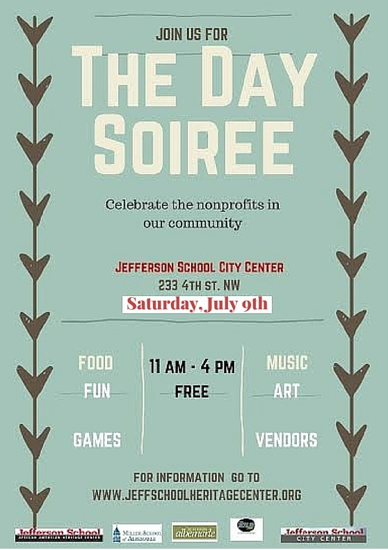 Day Soiree Flyer