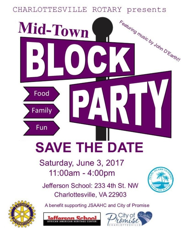 City of Promise Block Party